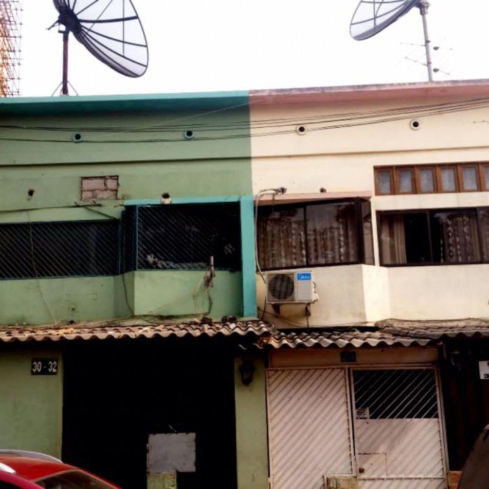 Vendemos Vivenda T4 Kinaxixi Rua da Índia Rês do Chão + 1° Andar