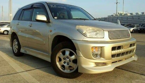 Toyota Rav4 Familiar Avenda