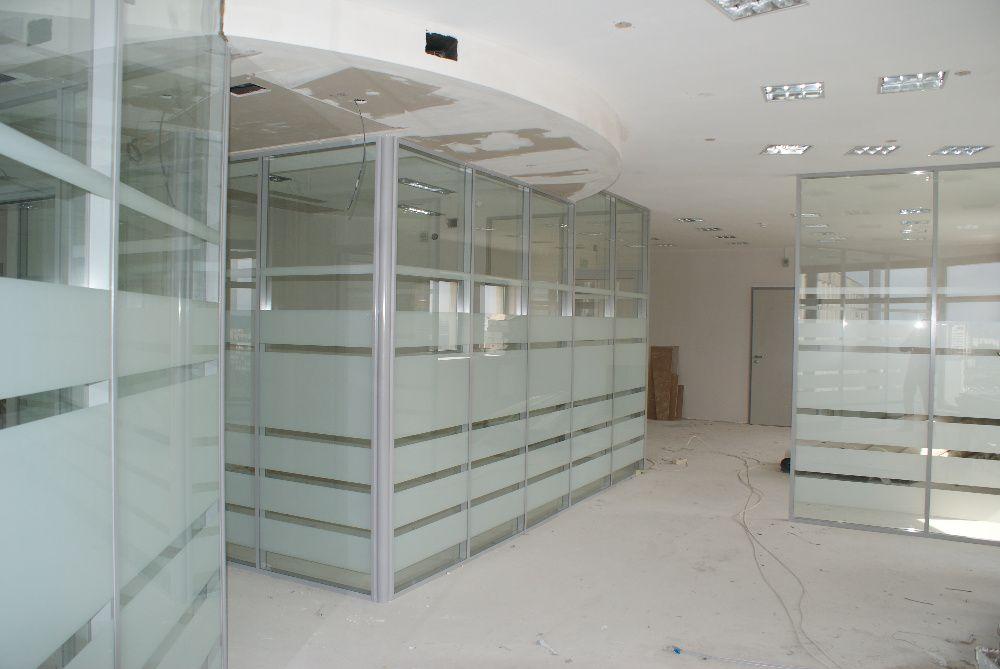 Откосы,окна.пластиковые,алюминиевы,стеклянные перегородки,двери.