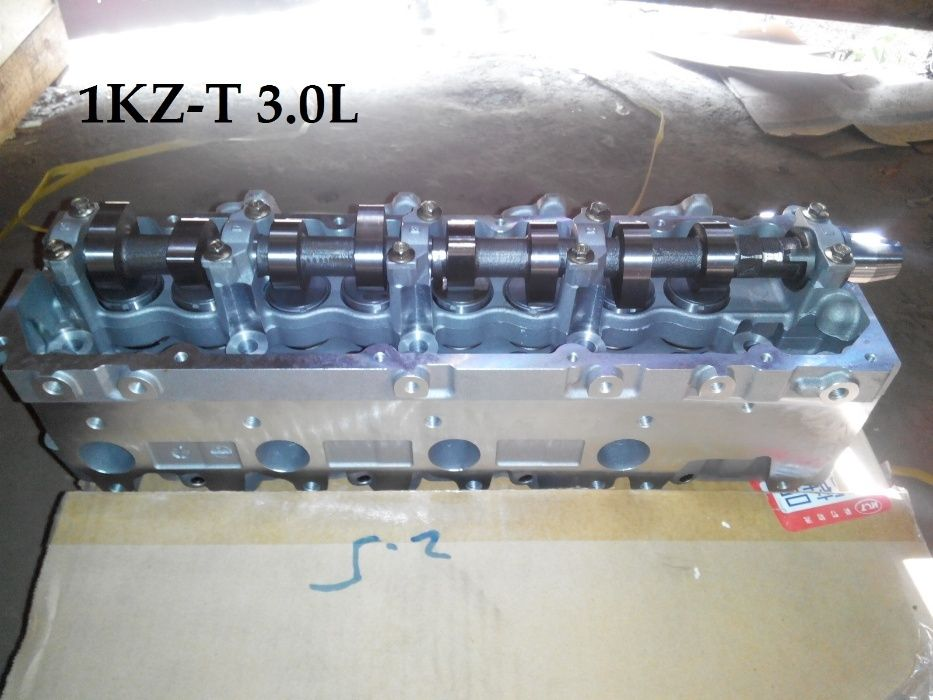 Головки блока цилиндров Toyota-Nissan Mitsubishi Mazda
