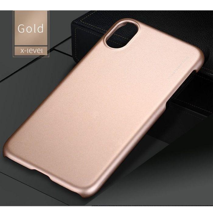 Husa Ultra Slim iPhone X, XR, XS Max X-Level