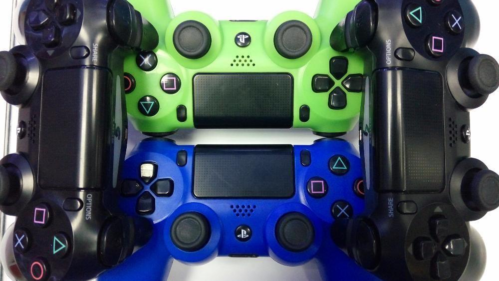 Ремонт джойстиков Playstation 4