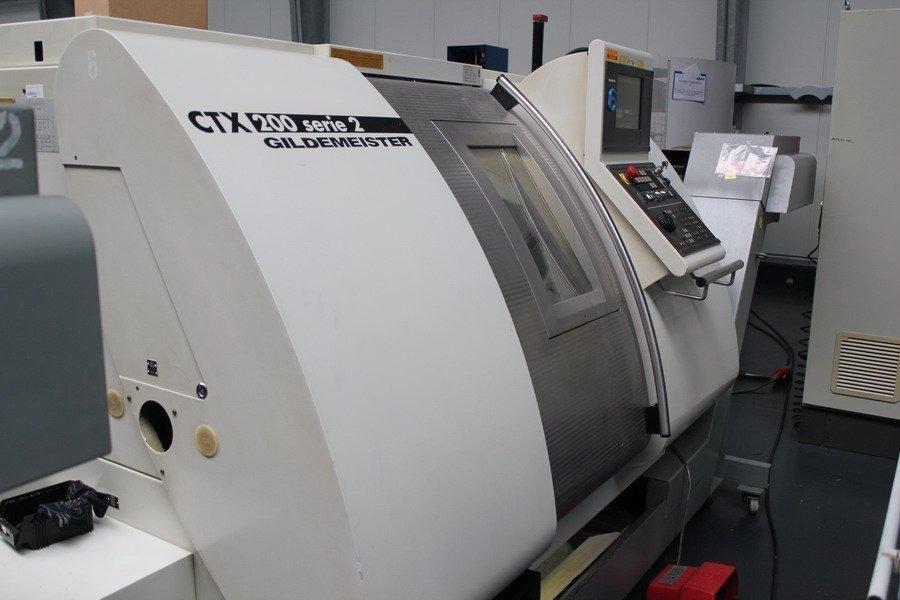 Strung CNC Gildemeister / CTX 200 S2 V1
