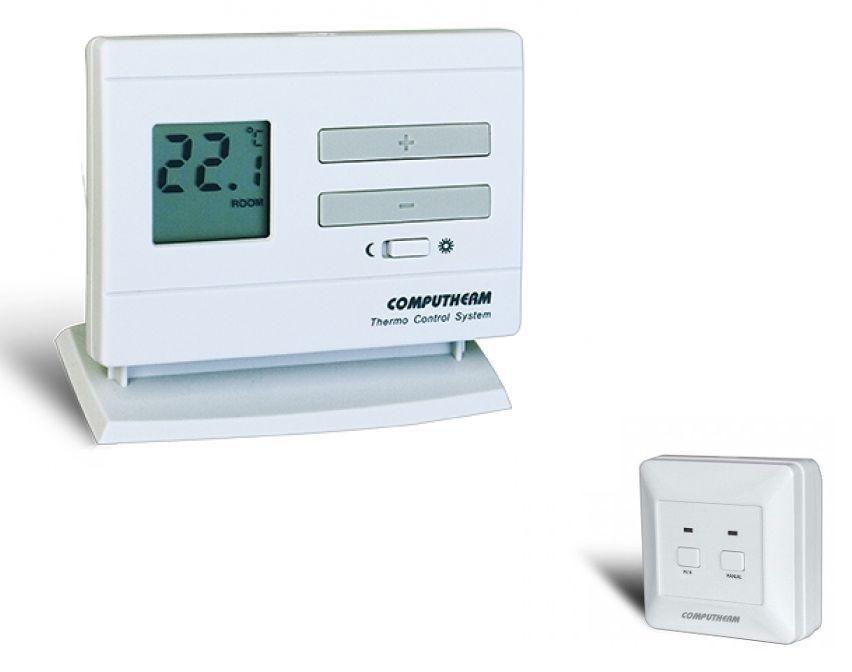 Oferta Montaj + Termostat de ambient centrala Computherm Q3 RF montez