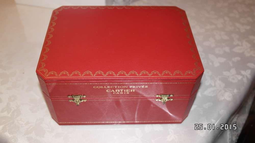 """Каропка для часов """"Cartier collection privee"""""""