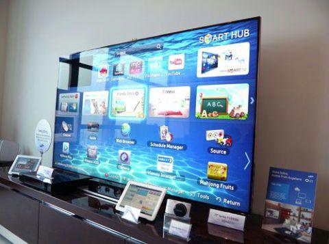 TV plasma de marca Samsung de 55 polegada a venda