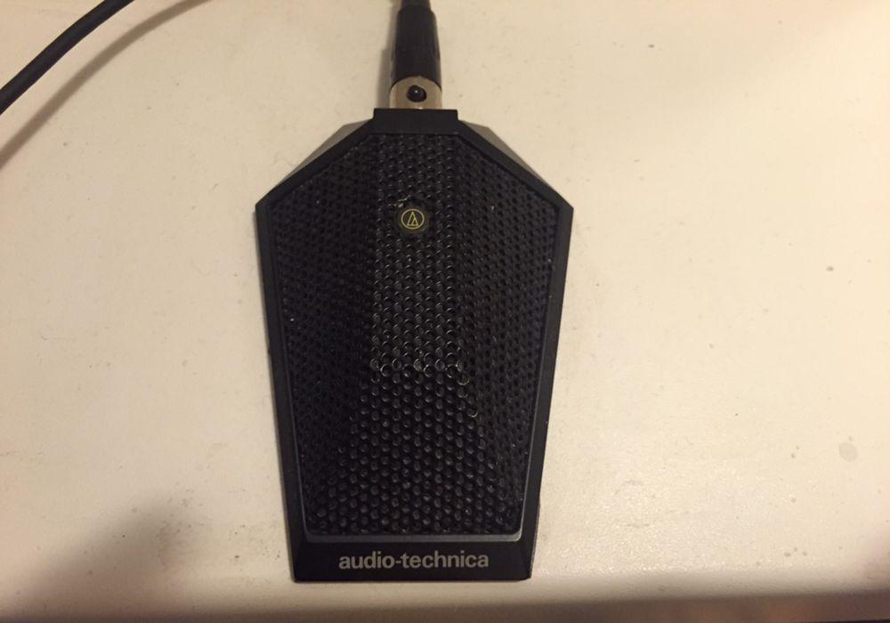 Vand microfon de suprafata + mixer Audio Technica