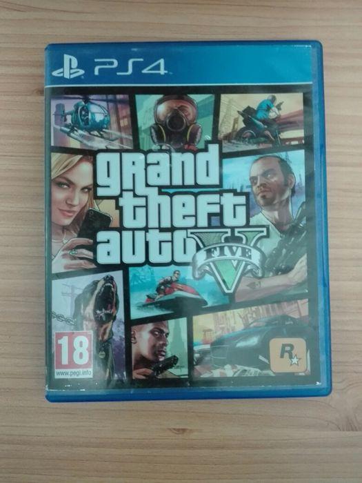 Vendo GTA V (5) PARA PS4 Kilamba - imagem 1