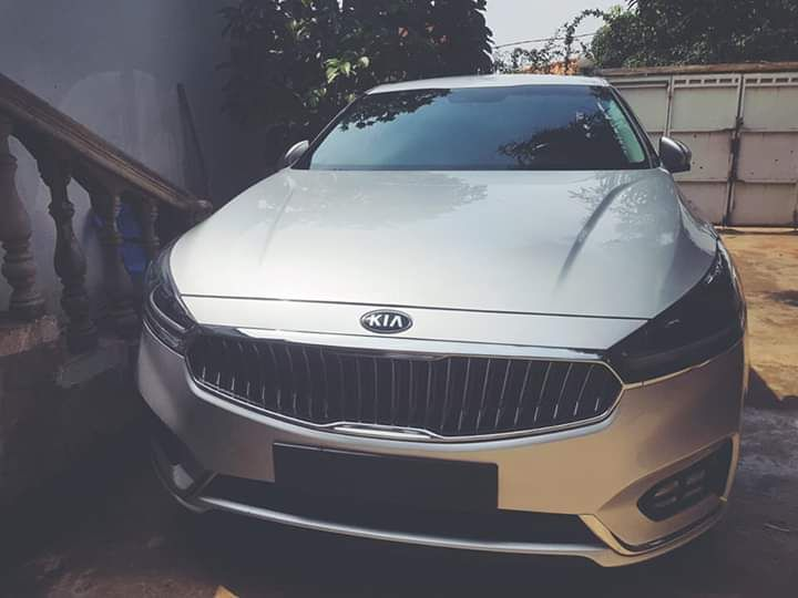 Kia K7 novo modelo