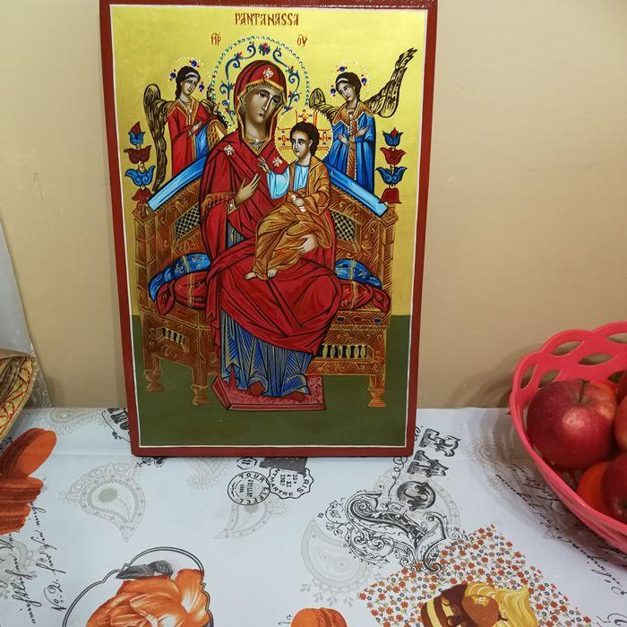 Icona Maica Domnului Pantanassa