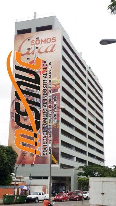 Arrendamos Apartamento T3 Mobilado Edifício São Paulo de Luanda