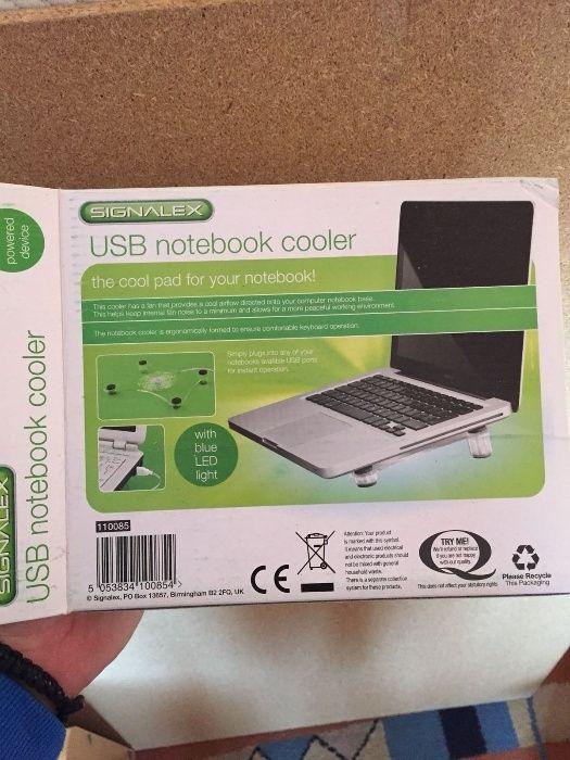 Cooler (racitor,masuța) Laptop Usb