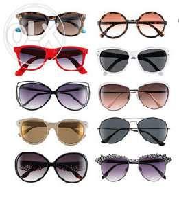 Ултрамодерни слънчеви очила Avon и Orifame, висок филтър 2 и 3, нови!