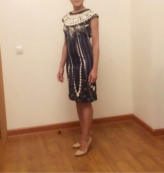 Платье вечернее, итальянское 38-40 размер
