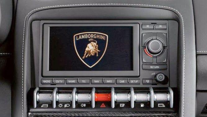 Maserati Bentley Lamborghini harti navigatie 2019 continental gt