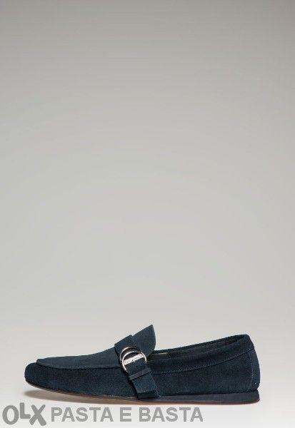 Ck Calvin Klein Оригинални Мъжки Мокасини 42 Номер