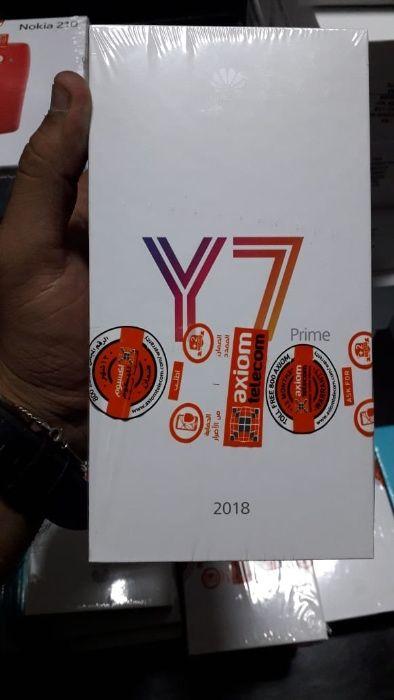 Huawei Y7 prime 2018 novo selado na caixa com 32 gb