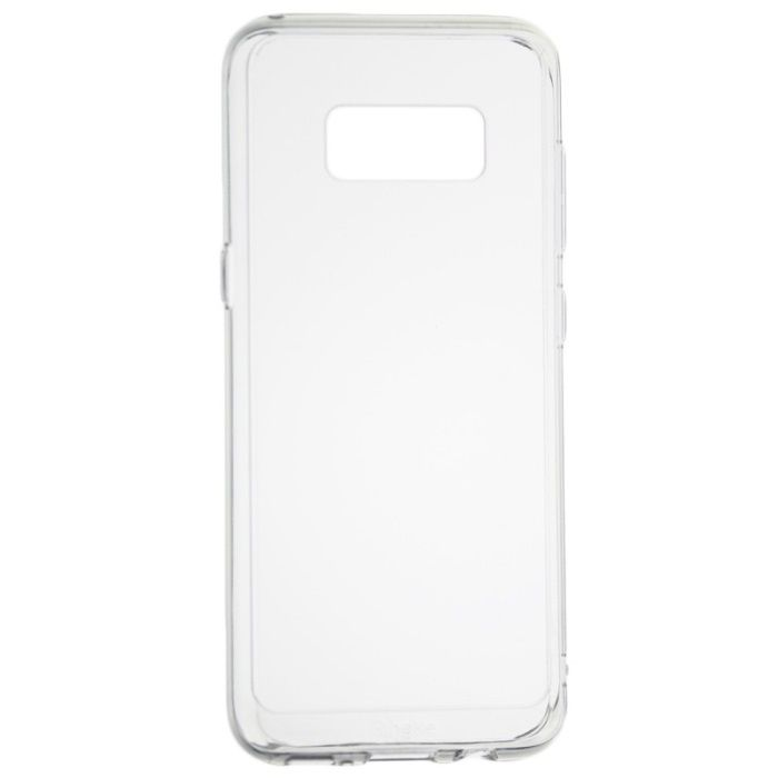 Huse capac spate,transparente din silicon Samsung S8 si Samsung S8plus