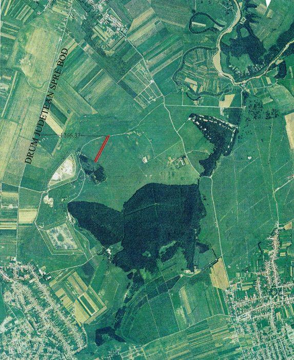 Vanzare  terenuri agricol Brasov, Sanpetru  - 38400 EURO