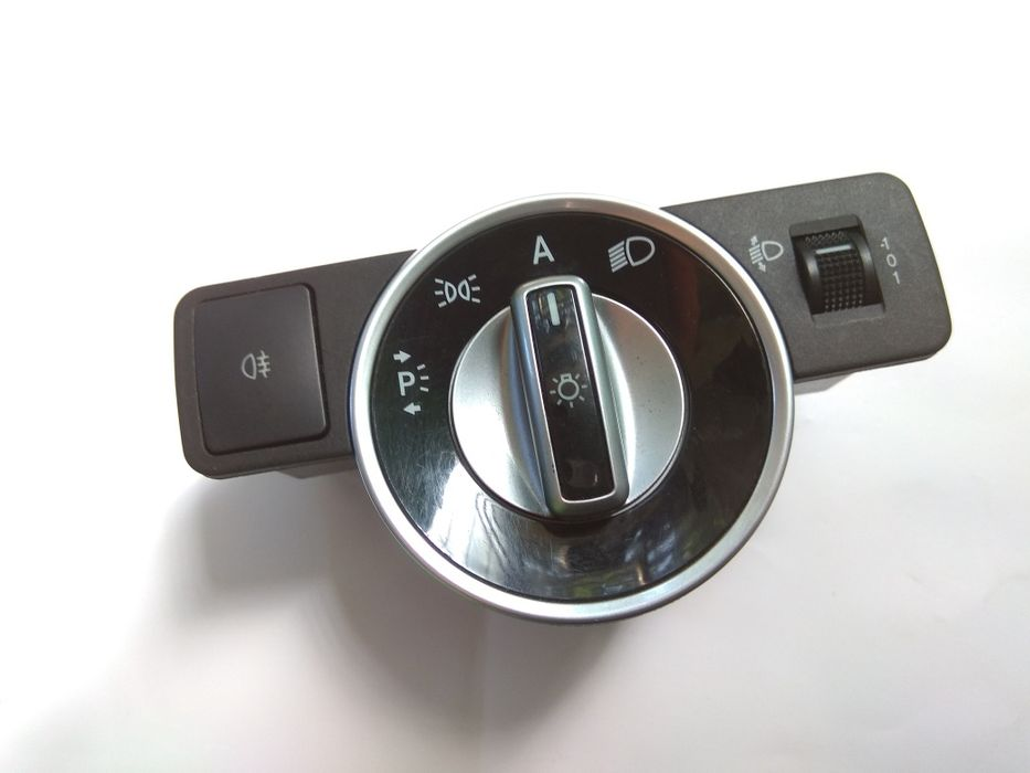 Ключ фарове светлини Мерцедес W212
