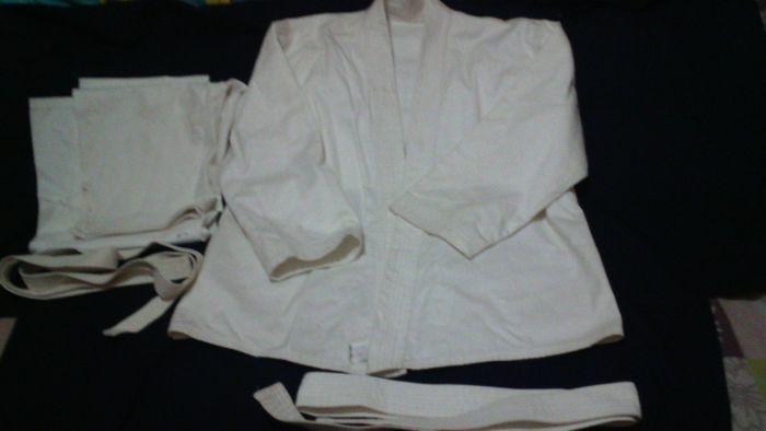 Спортивный костюм Кимоно.