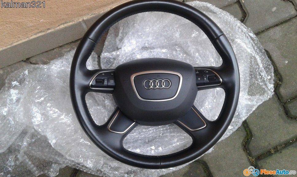 Airbag volan Audi A4,A6 model facelift 2012