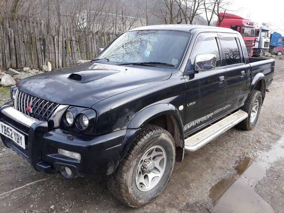 Dezmembrari dezmembrez mitsubishi l200 warrior 2500cmc diesel full2004
