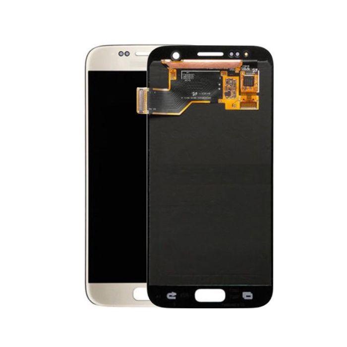 LCD de Samsung S7 com montagem inclusa