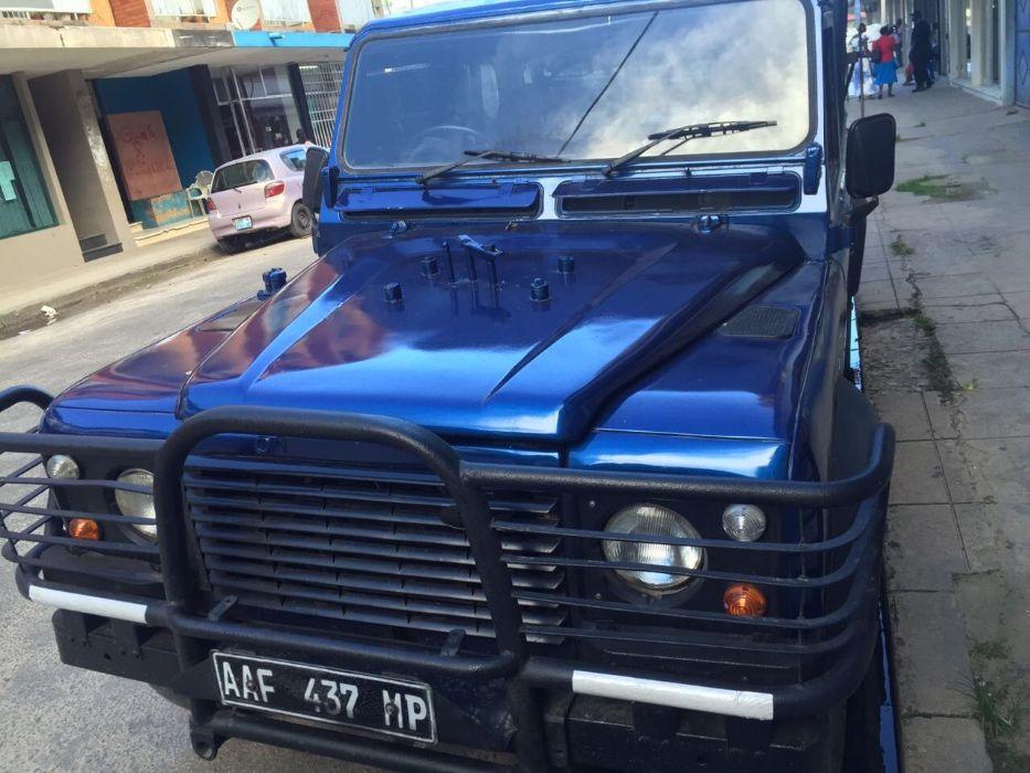Land Rover a Venda