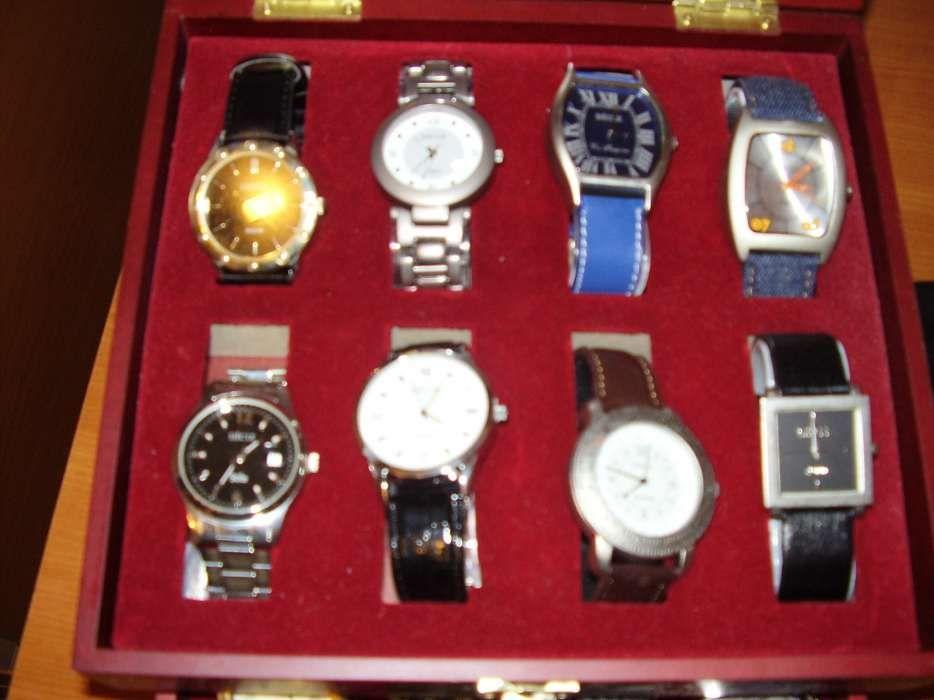 colectie de ceasuri de mana