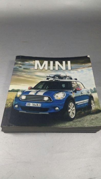 Mini cooper clubman country s one carte in limba romana