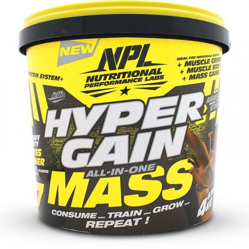Hyper gain Mass 4KG