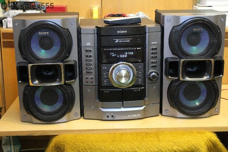 Аудио система Sony Mhc-rg595 Hifi