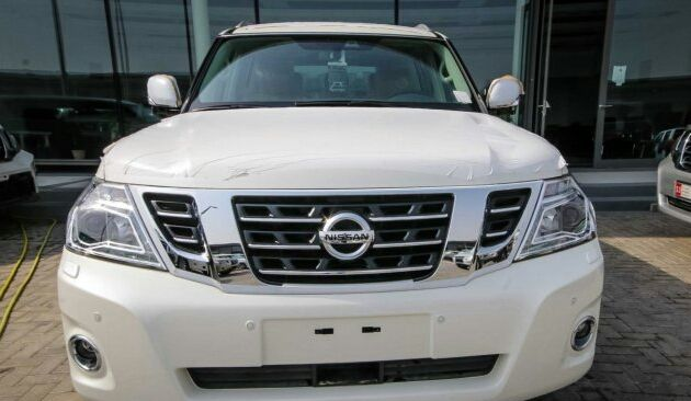 Nissan patrol platinium