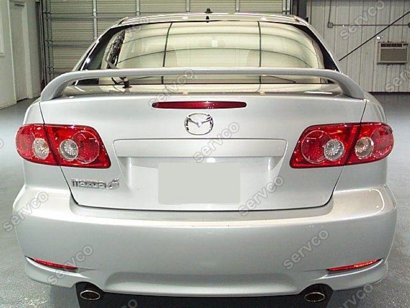 Eleron tuning sport portbagaj Mazda 6 HB Hatchback MPS 2002-2008 v1