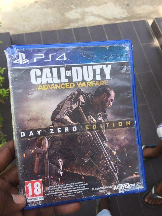 Call of Duty da PlayStation 4