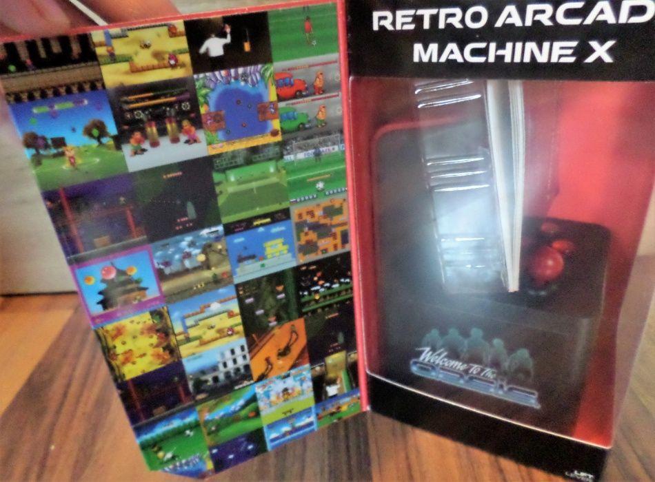 Портативна аркадна ретро машина с 300 игри