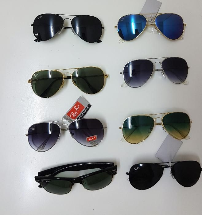 Ochelari RAY-BAN - diverse modele/culori - made in Italia!
