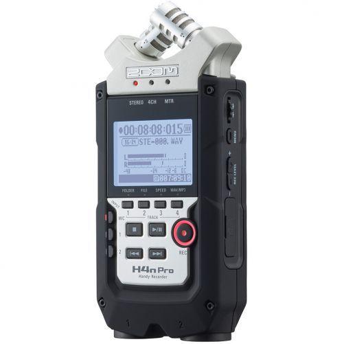 Recorder audio profesional ZOOM H4n Pro Handy Recorder