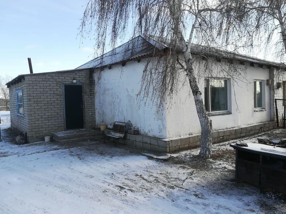 Продам дом в село Мичурино, или обменяю на 2х комнатную квартиру.