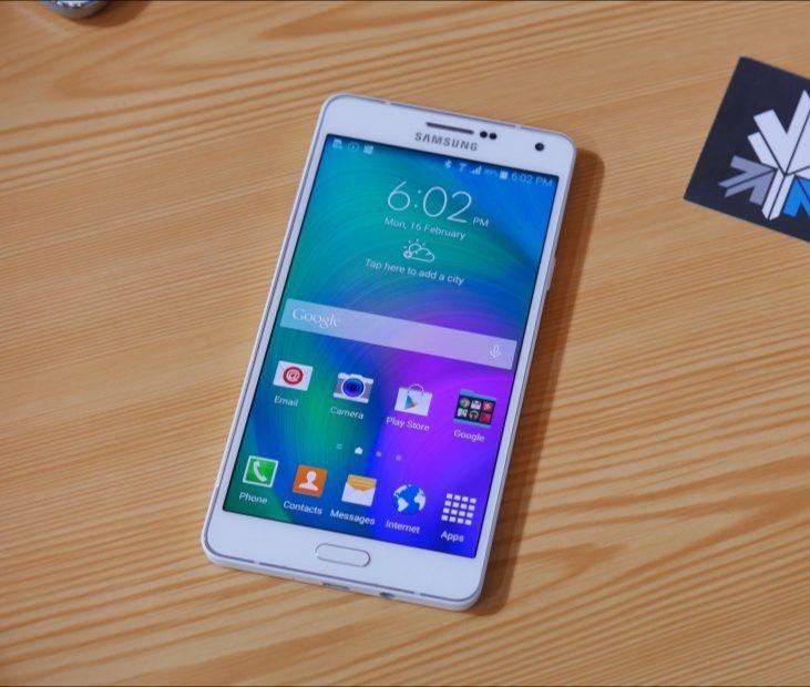Samsung A5 Duos/novo sem caixa!