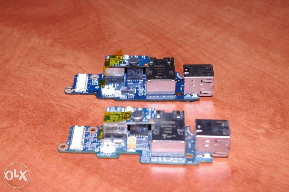 Modul laptop Retea-USB-microfon Dell D630