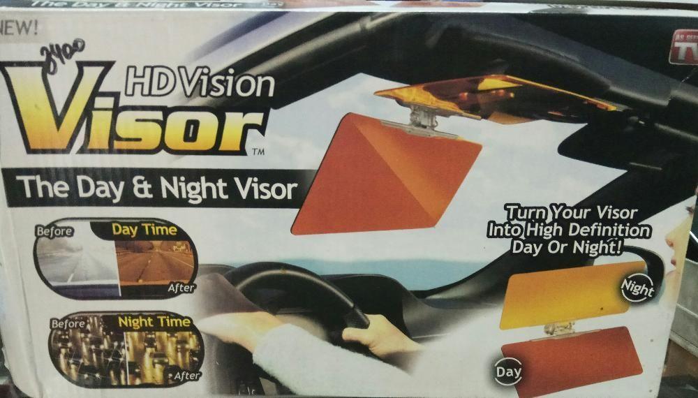 ХИТ!Антибликовый козырек для автомобиля Day&Night Visor 2 в1,доставка