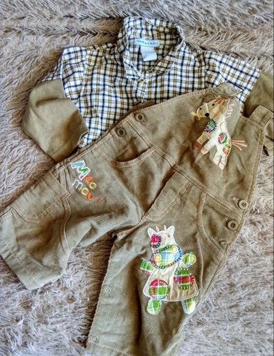 Одежда на малыша 3-6 месяц