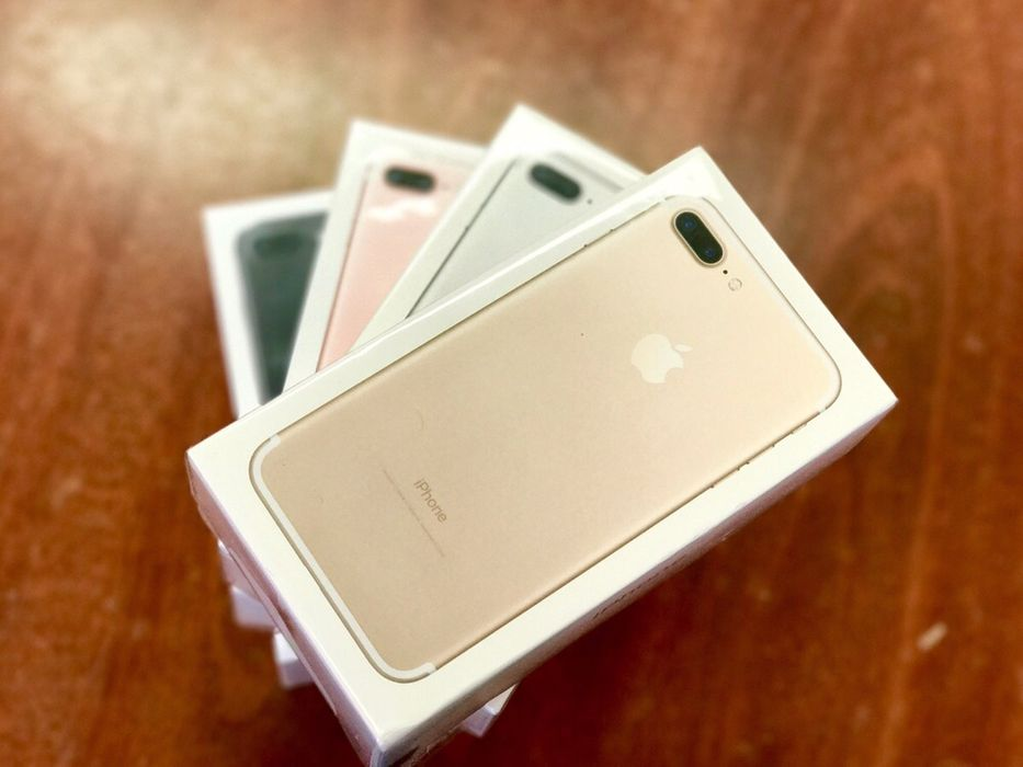 iPhone 7 Plus 32gb ( Cores disponíveis )