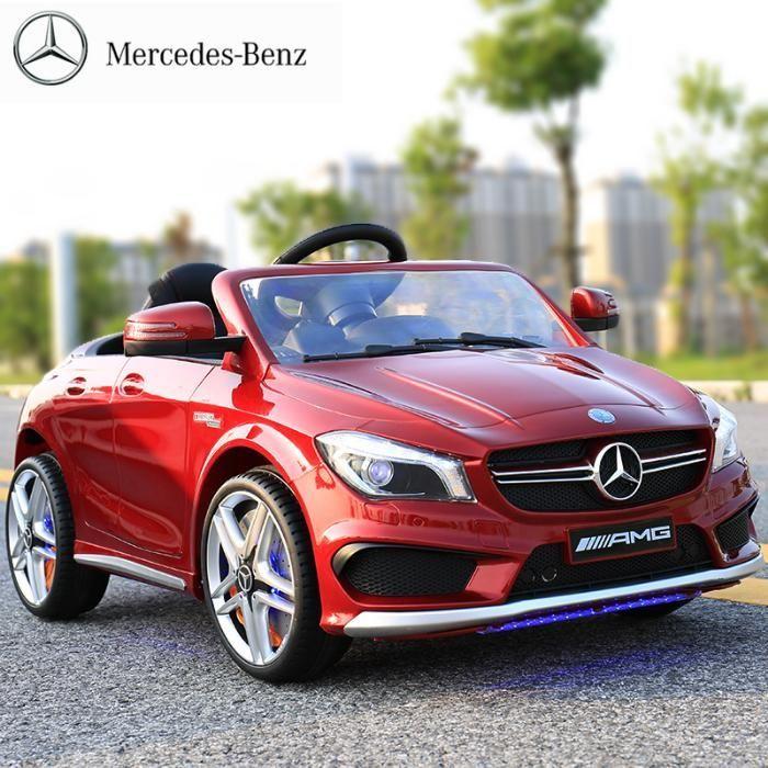 Акумулаторна кола Mercedes Benz CLA45 AMG гр. София - image 3