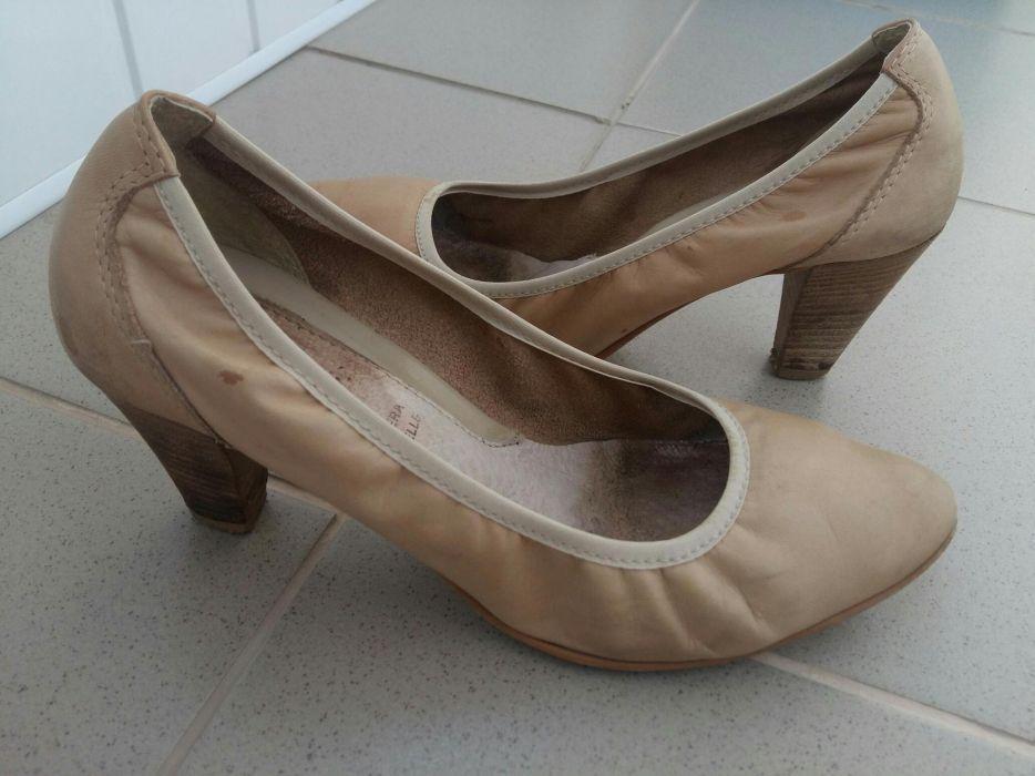 Pantofi piele Benvenutti