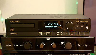 Vand cd recorder Marantz cdr 620