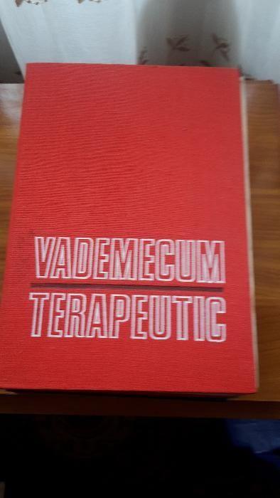 Vademecum Terapeutic-Carte de medicina cu multe afectiuni/ boli