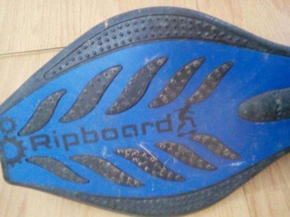 Placă sportivă RIPBOOARD(Skateboard Waveboard)